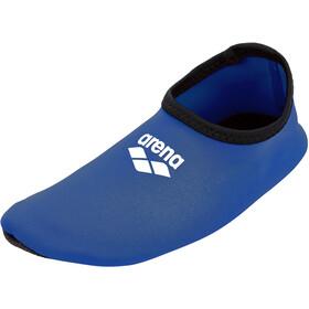 arena Pool Grip Socks Kids, blue